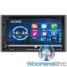 "Power Acoustik PD627B In-Dash 2-DIN 6.2"" CD/DVD Touchscreen Receiver with Bluetooth"