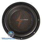 "Precision Power PH.10 10"" 700W RMS Dual 2 Ohm Subwoofer"