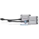 Rockford Fosgate PM100X1 Compact Full-Range 60 Watts RMS Each Mono Amplifier
