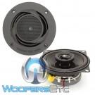 "15-PR42V2 - Memphis 4"" 2-Way Power Reference Coaxial Speakers w/ Swivel Tweeter"