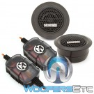 "Memphis PRX10 1"" 50W RMS Component Tweeters"