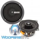 "Memphis PRX4 4"" 20W RMS 2-Way Coaxial Speakers"