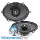 "Memphis PRX57 5"" x 7"" / 6"" x 8"" 40W RMS 2-Way Coaxial Speakers"