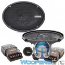 "Memphis PRX690C 6"" x 9"" 60W RMS 2-Way Component Speakers System"