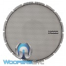 "Memphis PRXG12 12"" Subwoofer Grill For Select 12"" Subwoofers"