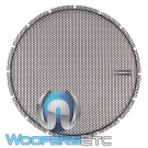 "Memphis PRXG15 15"" Subwoofer Grill for Select Memphis Subwoofers"