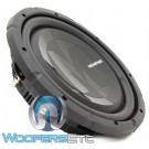 "Memphis PRXS1240 12"" 350W RMS Single 4-Ohm Power Reference Shallow Subwoofer"