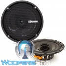 "Memphis PRXS60 6.75"" 40W RMS 2-Way Coaxial Speakers"