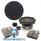 "(Open Box) Focal PS-130V1 5.25"" 60W RMS 2-Way Component Speakers System"