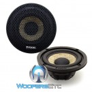 "Focal 3FX 3"" 50W RMS Expert Series Midrange Speakers with Grills"