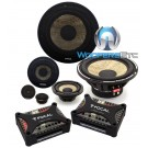 "Focal PS-165F3 6.5"" RMS 3-Way Flax Component Speakers System"