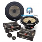 "Focal PS-165FX 6.5"" 80W RMS Component Speakers System"
