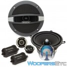 "R-130S2 - Focal Auditor Series 5.25"" 50W RMS 2-Way Component Speakers System"