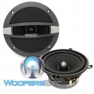 "Focal Audio R-13W2 5.25"" 100W RMS Midrange Speakers"