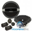 "R-165S2 - Focal Auditor Series 6.5"" 60W RMS 2-Way Component Speakers System"