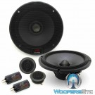 "Alpine R-S65C.2 6.5"" 300W Car Component Speaker System"