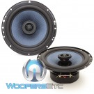 "Gladen RC165 6.5"" 85W RMS RC Line Series 2-Way Coaxial Speakers"