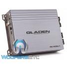 Gladen RC600c1 Monoblock 600W RC Line Class D Amplifier