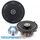 "Focal RCX-130 5.25"" 50W RMS 2-Way Auditor Series Coaxial Speakers"