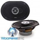 "Focal RCX-690 6"" x 9"" 80W RMS 3-Way Auditor Series Coaxial Speakers"