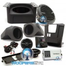 Rockford Fosgate RNGR-STAGE3 400W Stereo, Speaker and Subwoofer Kit for Select Polaris Ranger