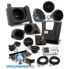 Rockford Fosgate RNGR-STAGE4 400W Stereo, Speaker and Subwoofer Kit for Select Polaris Ranger
