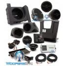 Rockford Fosgate RNGR-STAGE4 400W Stereo, Speaker and Subwoofer Kit for Select Polaris Ranger