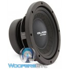 "Gladen RS 08 Extreme 8"" 200W 2-Ohm RMS RS Line Extreme Series Subwoofer"