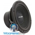 """Gladen RS10 10"""" 250W RMS 4-Ohm RS Line Series Subwoofer"""