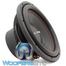 "Gladen RS-X 12  12"" 500W RMS 4-Ohm Subwoofer"