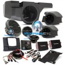 Rockford Fosgate RZR-STAGE3 600W Stereo Kit Motorsports Audio