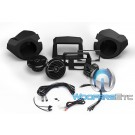 Rockford Fosgate RZR14-STAGE2 Audio Upgrade Kit for Select 2014-Up Polaris RZR Models