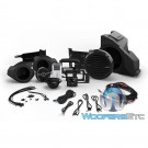 Rockford Fosgate PMX3-UPGR-RZR14-STG3 Audio Upgrade Kit for Select 2014-Up Polaris RZR Models