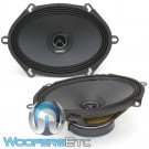 """Audison APX570 5""""x7"""" 6""""x8"""" 2-WAY Concentric Coaxial Speakers"""