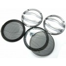 """Hertz MPG-165.3 6.5"""" Protective Cover Grills for Component / Coaxial Speakers"""