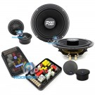 "PSS-010 PRO US - CDT Audio 6.5"" 2-Way Signature Series 2-Way Component Speakers System"