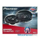 "Pioneer TS-A6976S 6""x9"" 550W 3-Way Coaxial Speakers"