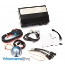 Arc Audio MPAK10 Motorcycle Audio Kit with 4-Channel Amplifier compatible with 2014+ HD Streetglide Motorcycles