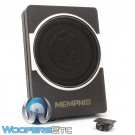 "Memphis MXA110SPD 10"" 200W RMS Marine Enclosed Powered Subwoofer"