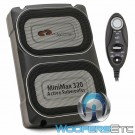 CDT Audio MiniMax 320 200W RMS High-End Audiophile Grade Active Subwoofer