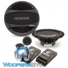 """Memphis 15-SRX60C 6.5"""" 50W RMS Street Reference Series Component Speakers System"""