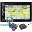 "Precision Power PVN.702HB In-Dash 2-DIN 7"" Touchscreen DVD Receiver with Navigation"