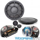 "Morel Virtus Nano 602 Carbon 6.5"" 100W RMS 2-Way Component Speakers System"