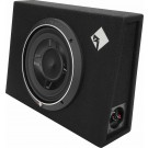 """Rockford Fosgate P3S-1X12 Punch Series 1-Ohm Truck-Style 12"""" T1 Sealed Enclosure"""