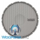 """Memphis MJMG6 6.5"""" Protective Mesh Grill for the MOJO 6 1/2"""" Subwoofers."""