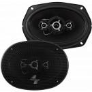 "Precision Power SD.694 6""x9"" 500W 4 Way Full Range Speakers"