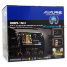 """X009-TND - Alpine In-Dash 2-DIN 9"""" Display DVD Receiver with Navigation for select 2007-up Toyota Tundra Trucks"""