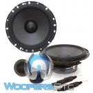 "Alpine S-S65C 6.5"" 80W RMS 2-Way Component Speakers System"