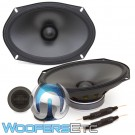 "Alpine S-S69C 6"" x 9"" 85W RMS 2-Way Component Speakers System"