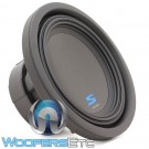 "Alpine S-W10D2 10"" 600W RMS Dual 2-Ohm S-Series Series Subwoofer"